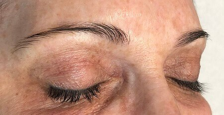 Microblading Before and After Before Microblading