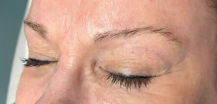 Microblading Before & After Before Microblading