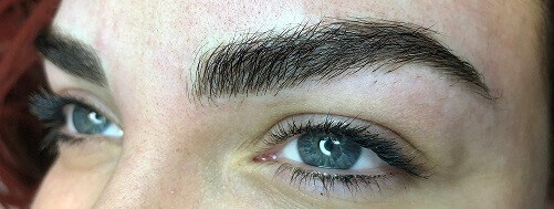Microblading Before and After After