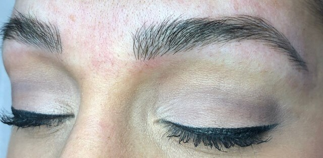 Microblading Before & After After