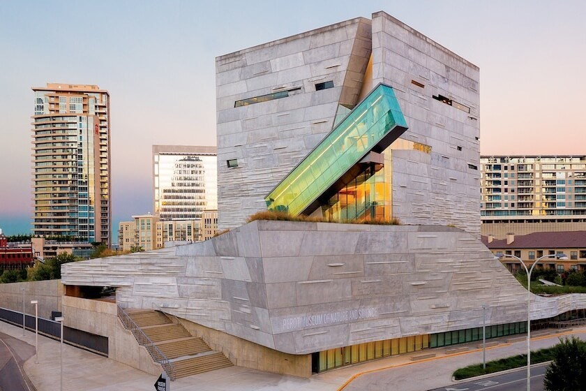 Image of Perot Museum